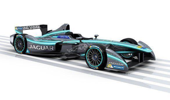 Jaguar - Jaguar a choisi la Formule E pour faire son retour en compétition