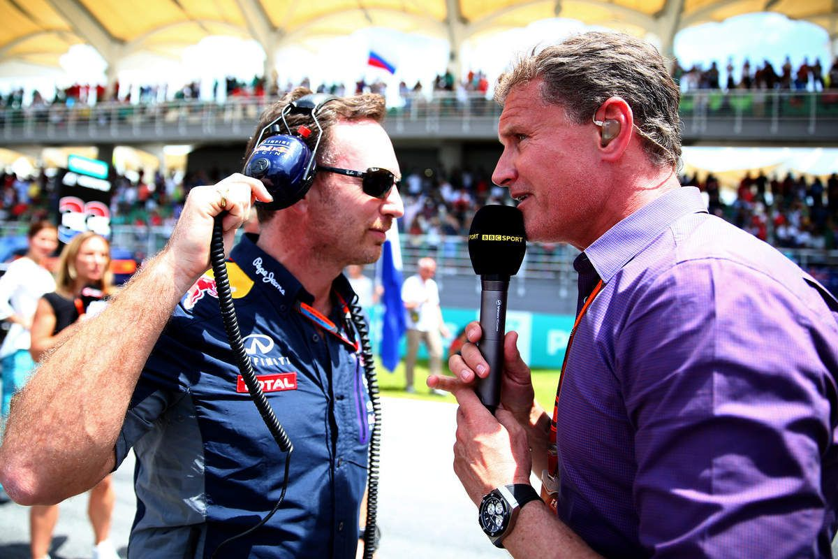 Getty Image/Red Bull Content Pool - David Coulthard pourrait rebondir chez Channel 4