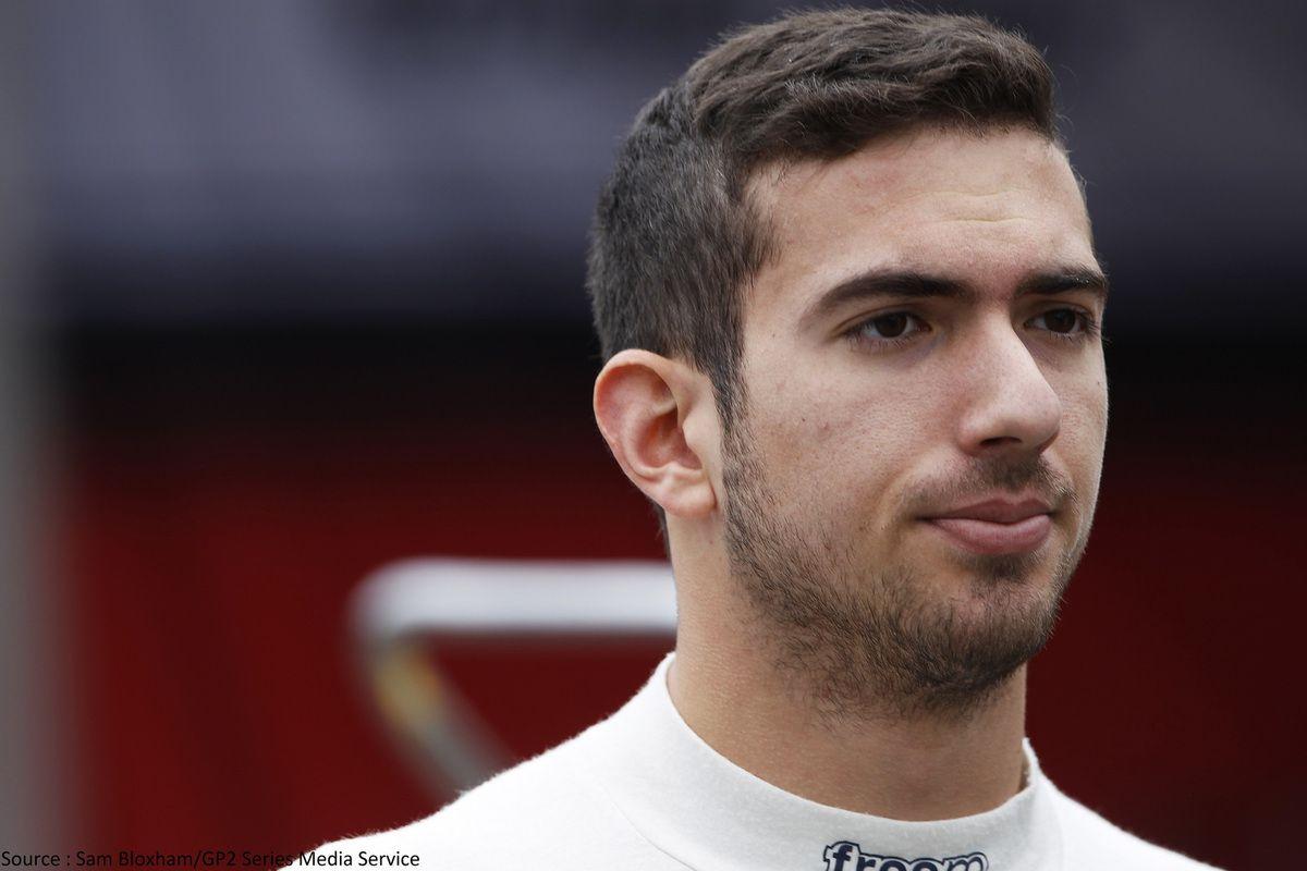 Nicholas Latifi devrait prendre le volant d'une F1 lors d'une séance du vendredi matin