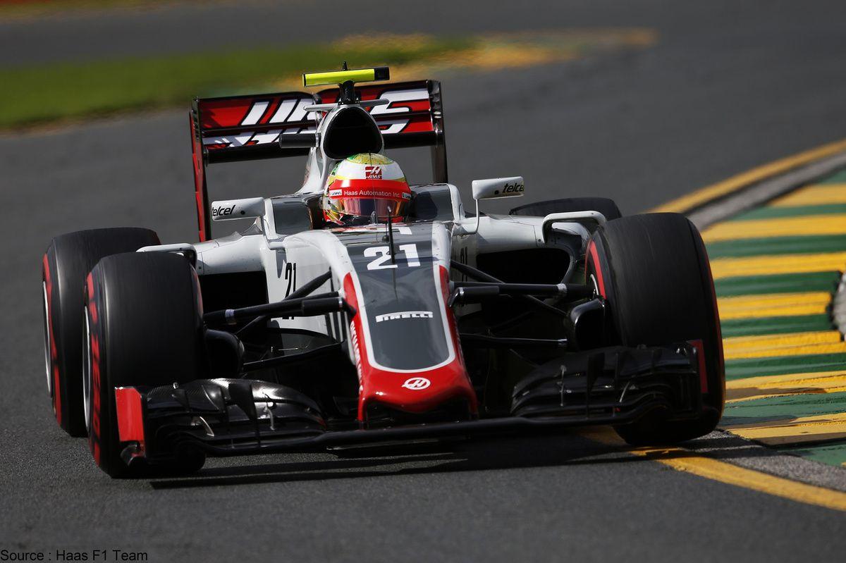 Esteban Gutierrez va déjà bénéficier de son second châssis à Bahrain
