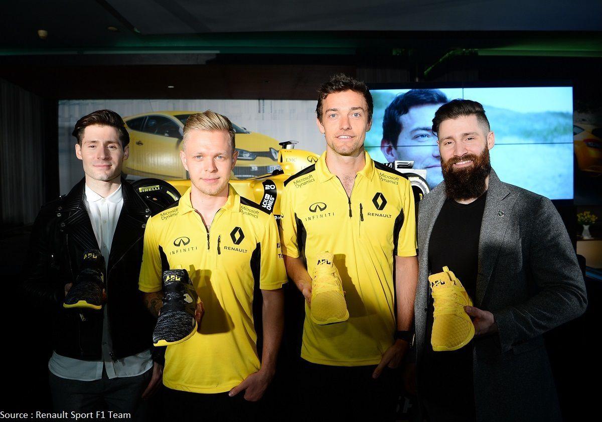 APL va pouvoir exposer ses produits chez Renault