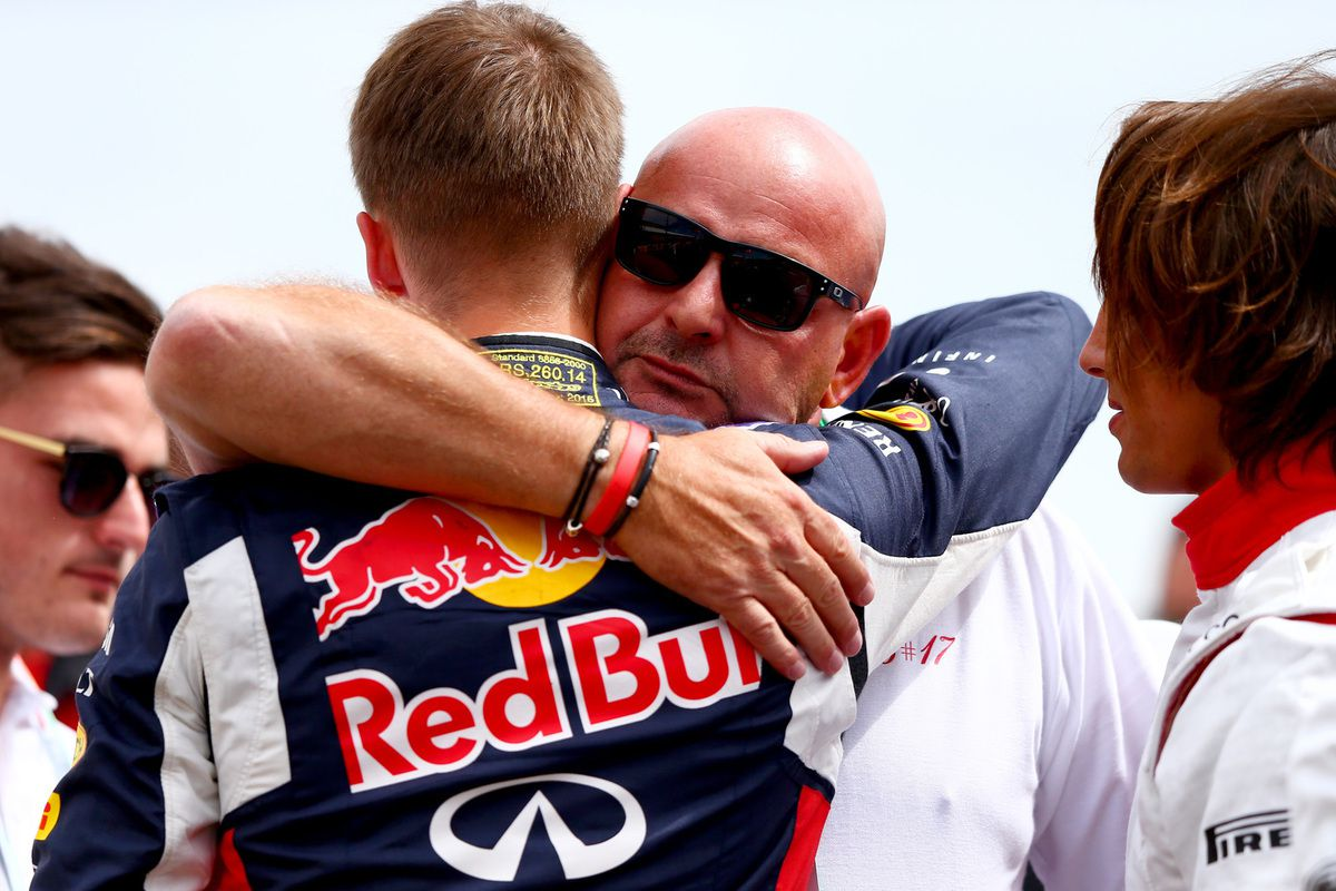 Getty/Red Bull Content Pool - Philippe Bianchi veut des explications