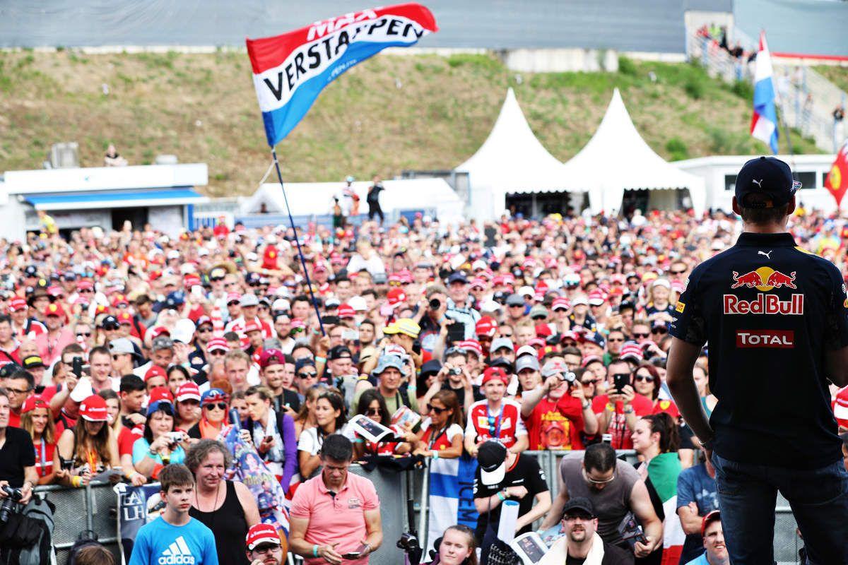Des milliers de Néerlandais vont venir soutenir Max Verstappen à Spa