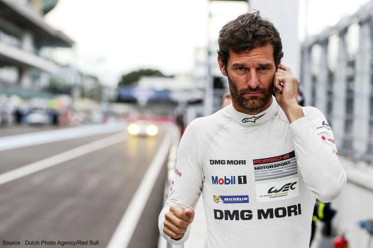 Mark Webber va rester chez Porsche mais plus sur la piste