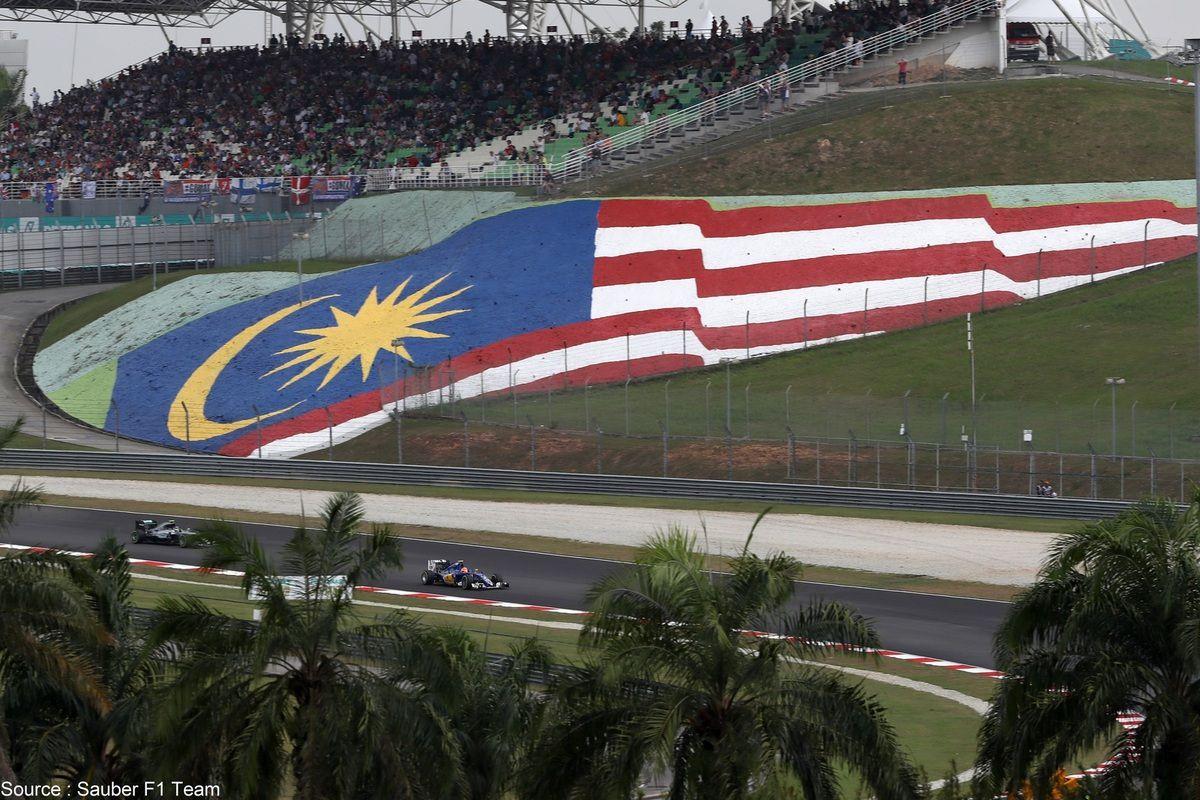 Plus que deux Grand Prix de Malaisie ?