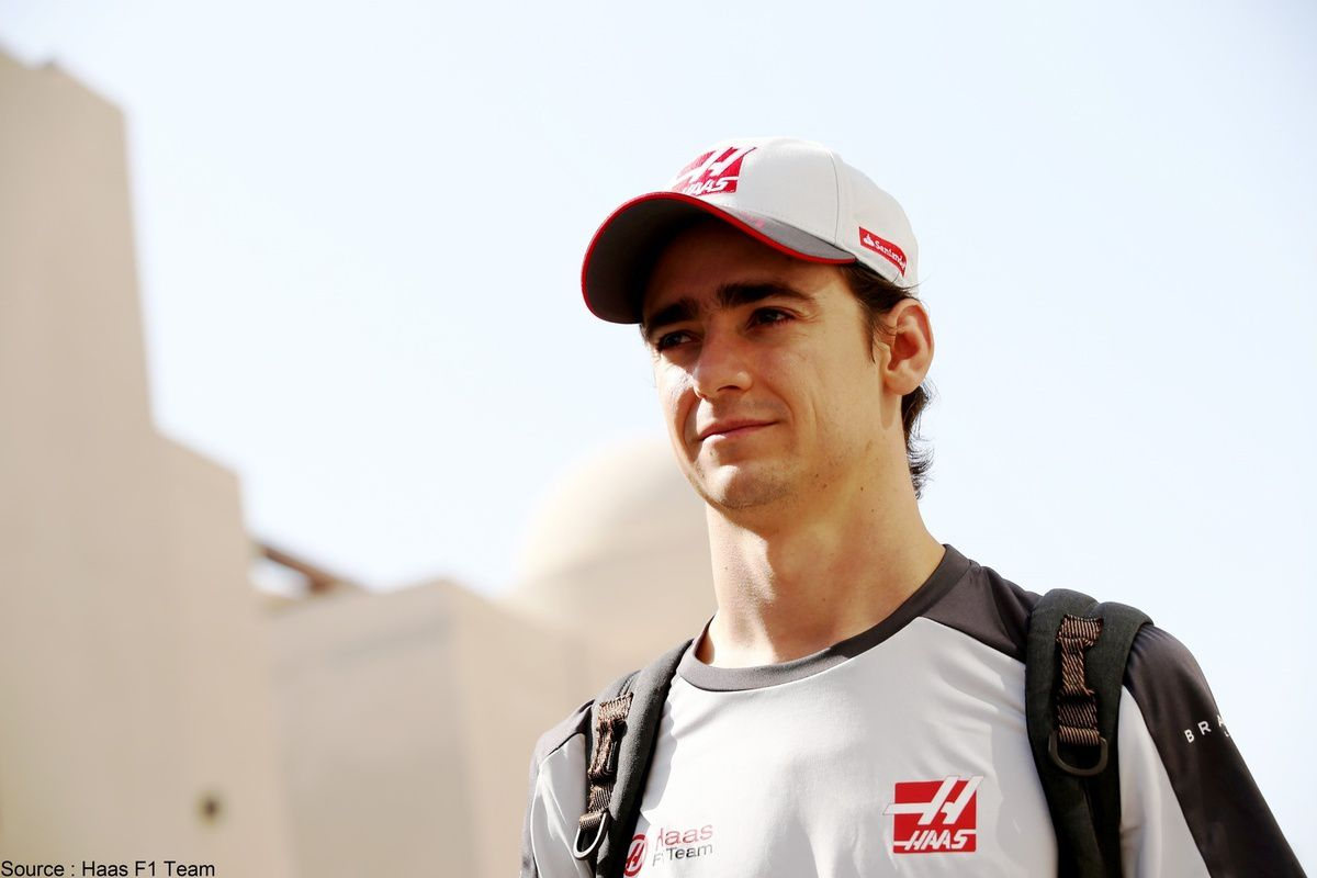 Esteban Gutierrez change son entourage