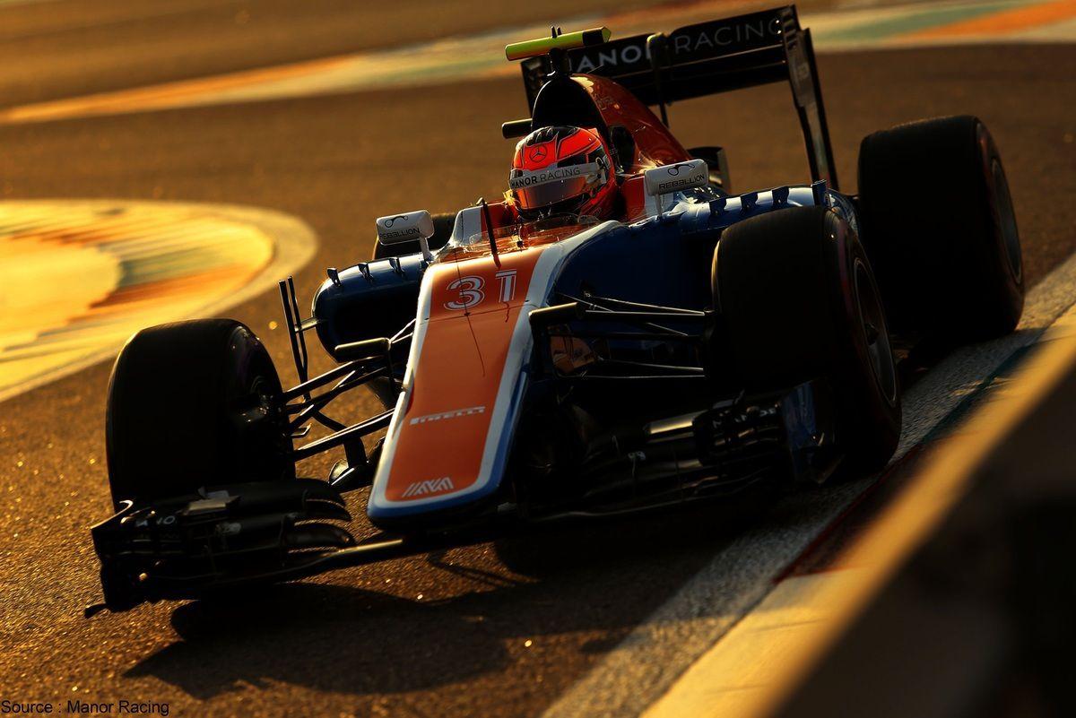 Manor pourrait être au crépuscule de son existence en F1
