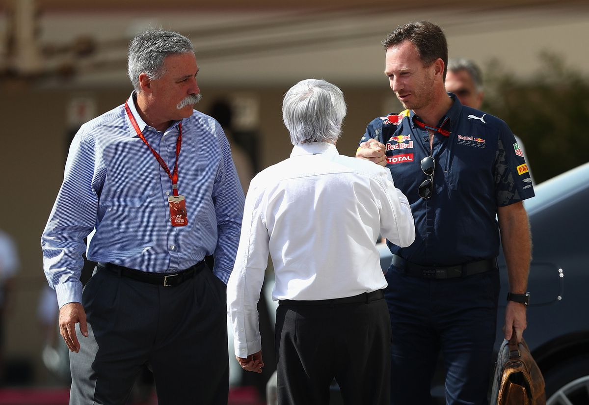 Getty Images / Red Bull Content Pool - La F1 va continuer sans Bernie Ecclestone