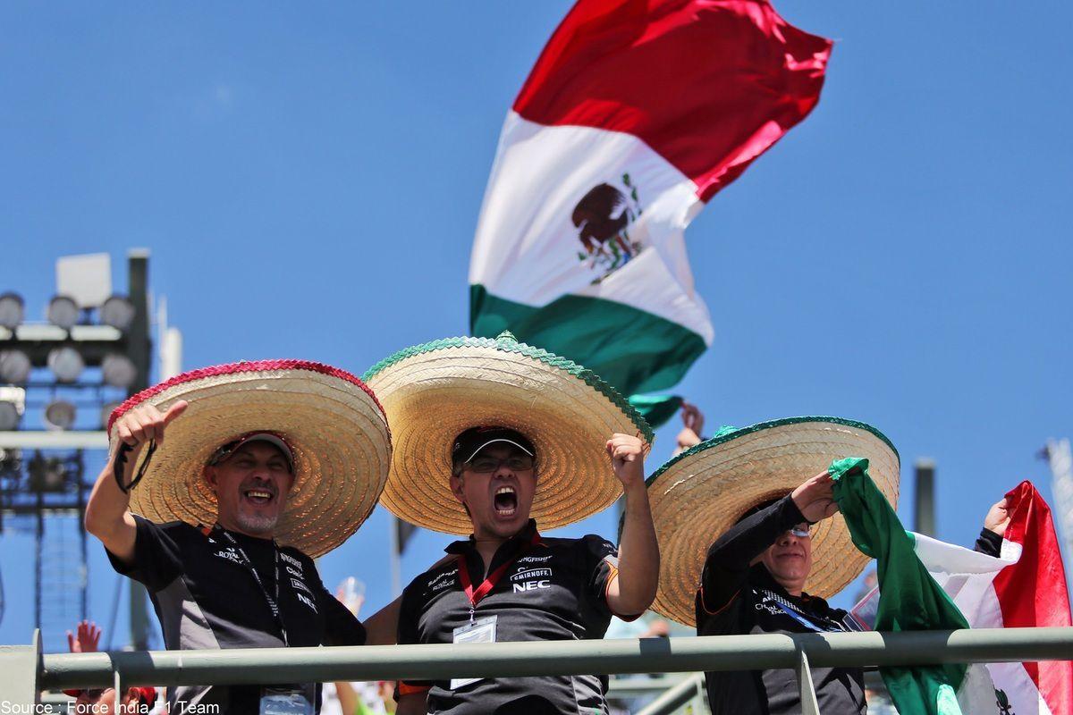 Les fans mexicains sont parmi les plus passionnés au monde