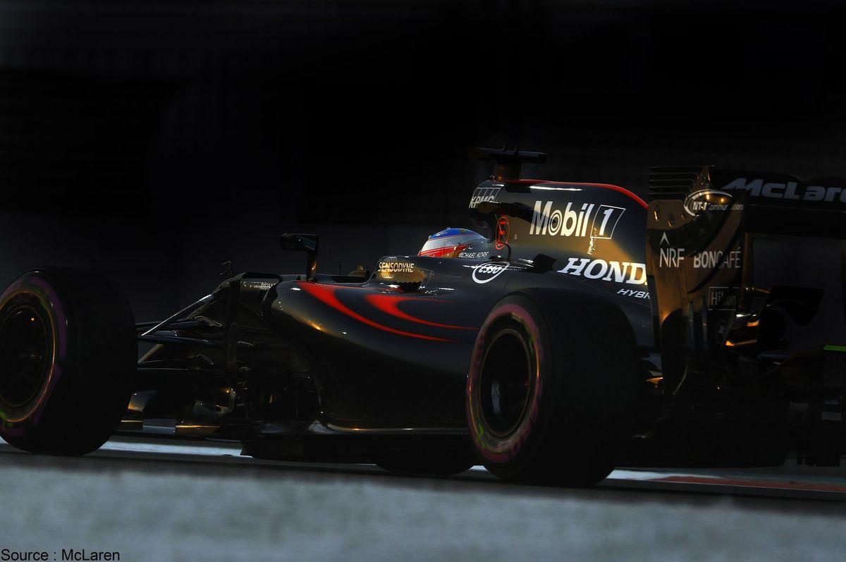 Castrol n'aura pas la même visibilité que Mobil chez McLaren
