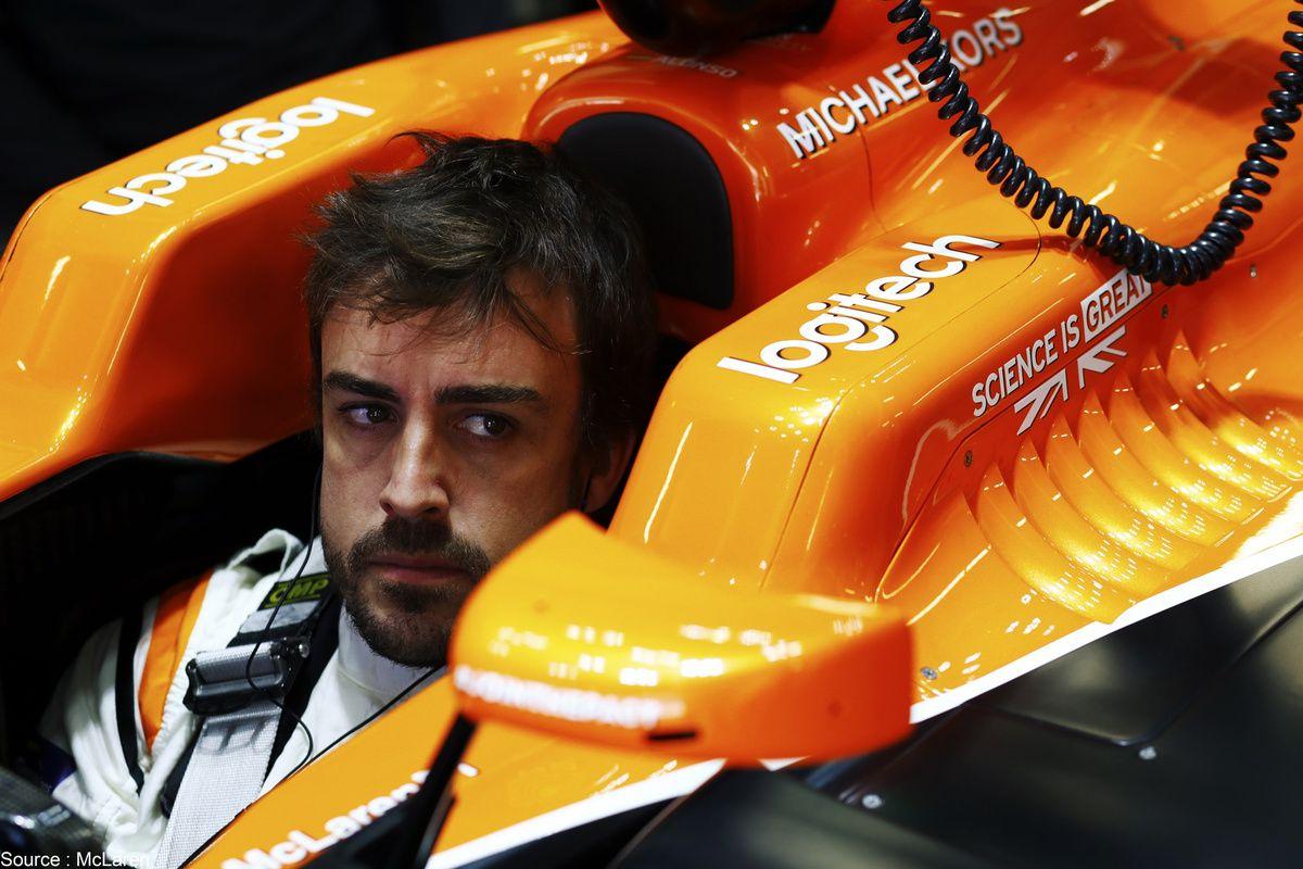 Toutes les photos concernant McLaren