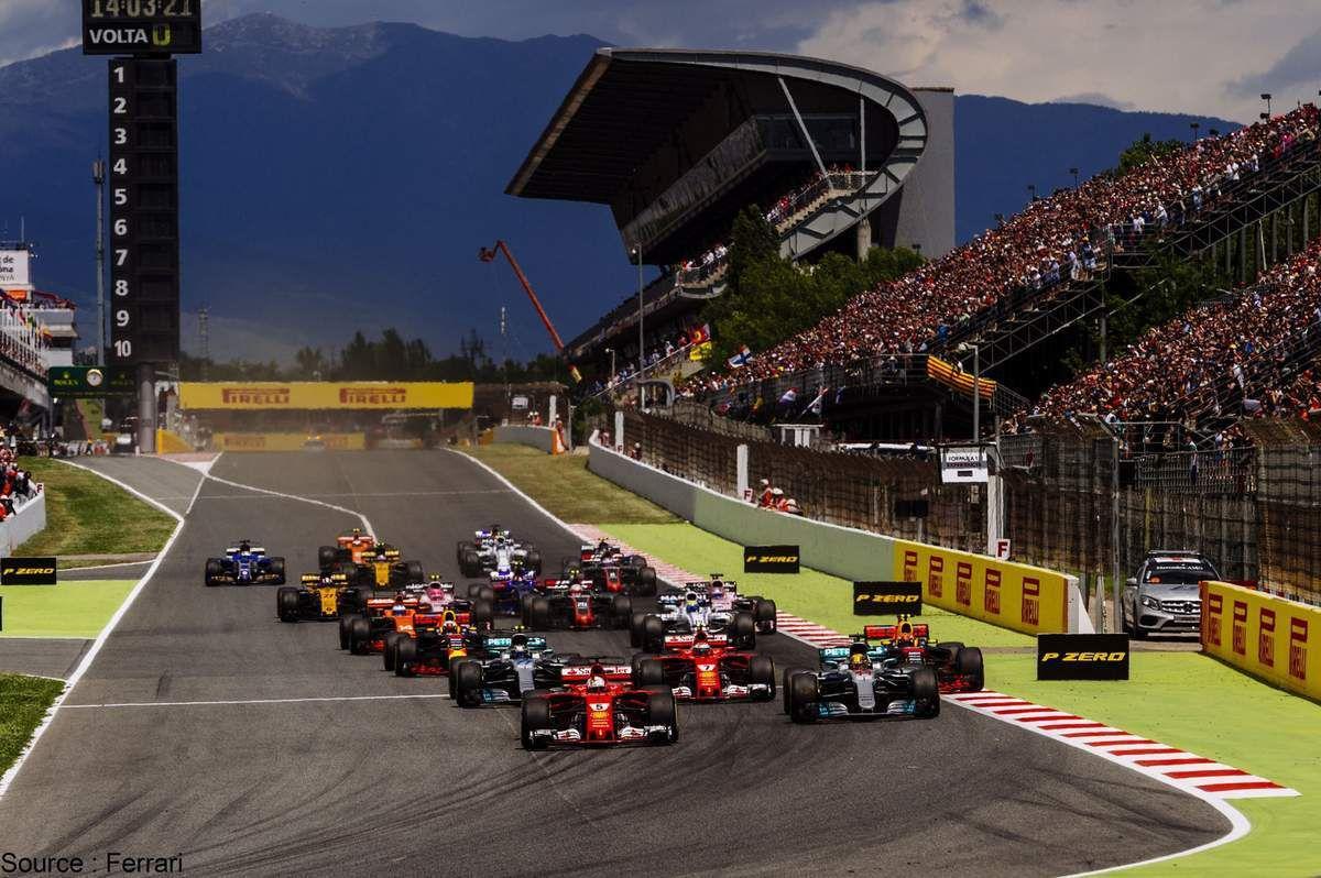 Le capital flottant de la F1 va augmenter