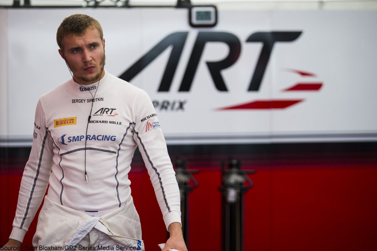 Sergey Sirotkin va retrouver ses anciennes couleurs