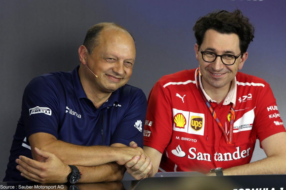 Ferrari va continuer à fournir Sauber