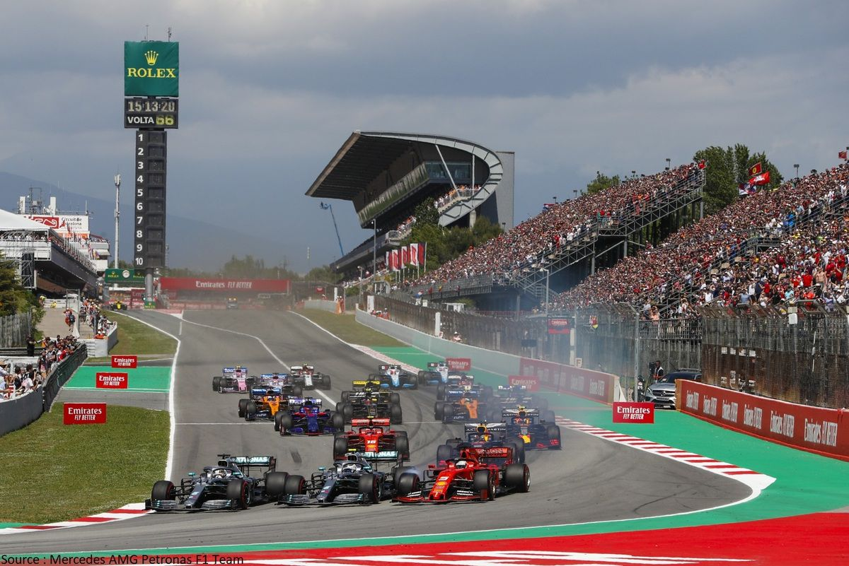 Calendrier Barcelone 2020.Barcelone Conserve Sa Place Pour 2020 Racingbusiness Fr