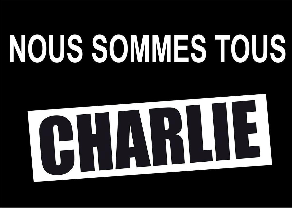 &quot&#x3B;Nous sommes tous &quot&#x3B;Charlie&quot&#x3B;