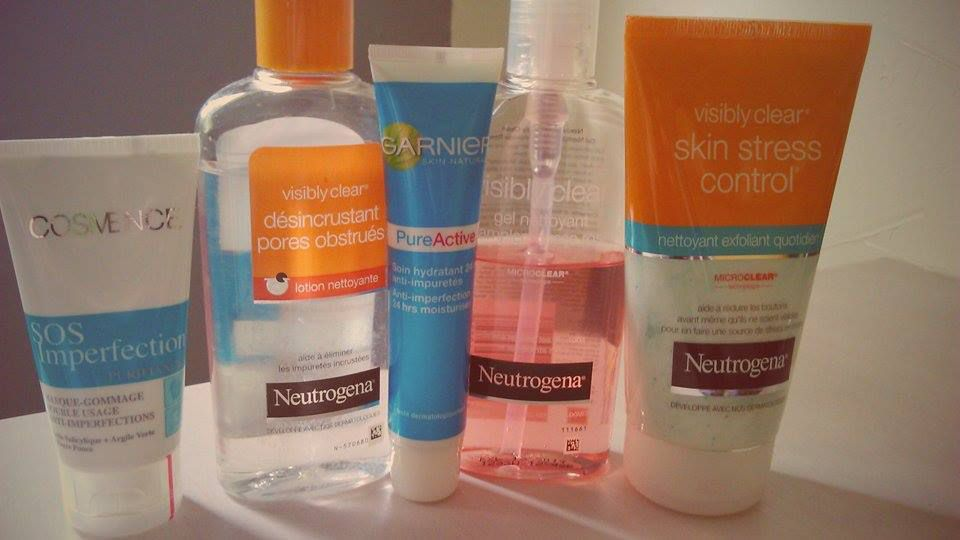 Routines anti-imperfections ✿