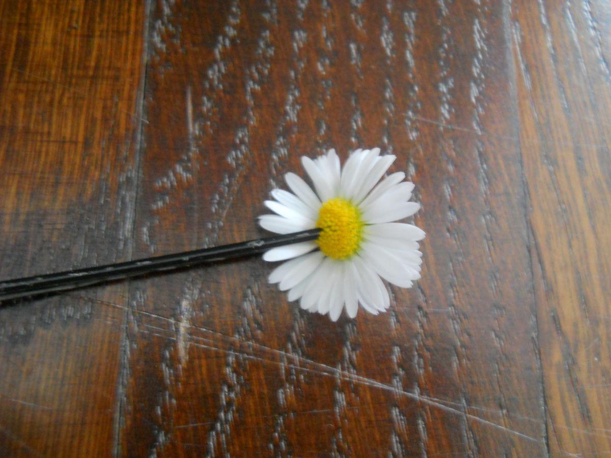 4 coiffures florales pour le printemps