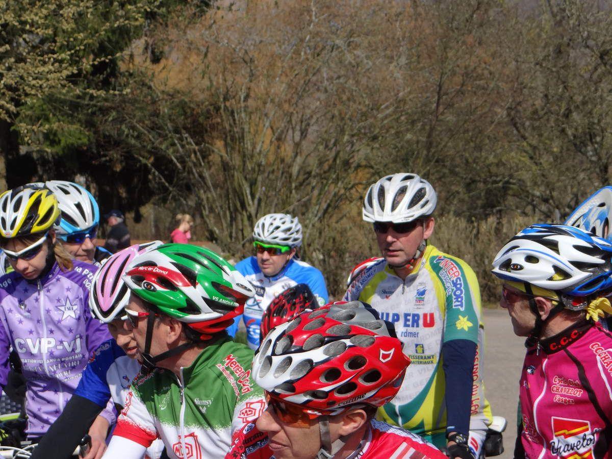 Course de Brantigny - 16 mars 2014