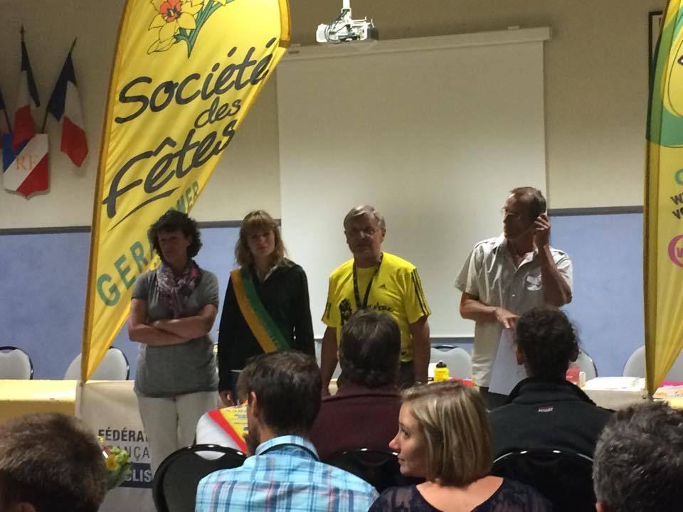 33ème Grand Prix de la Société des Fêtes 2015