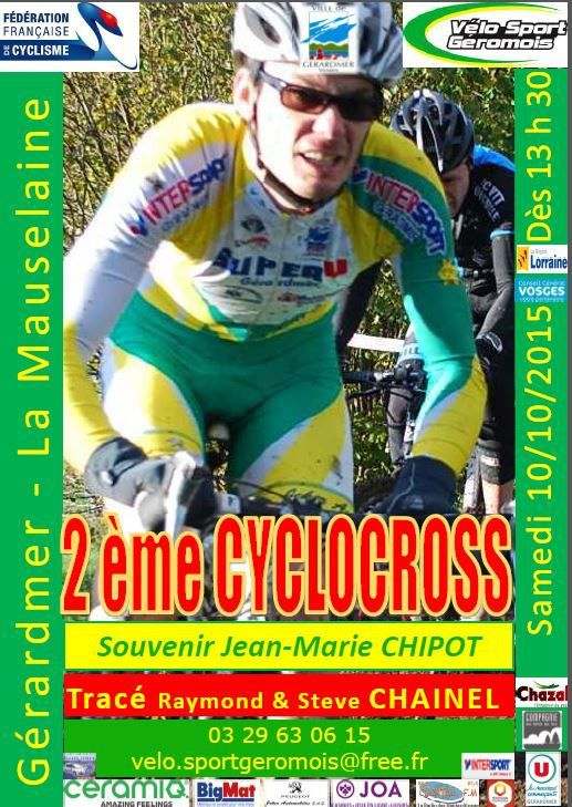 Cyclo-cross de la Mauselaine