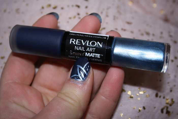 Revlon duo matte/shiny
