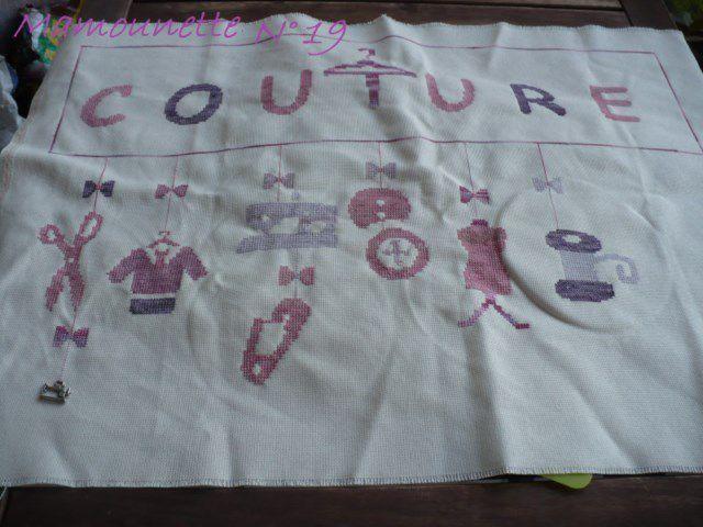 """SAL """"Ma Petite Couture"""" Obj 8-9 - les photos suite"""