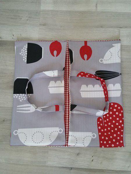 couture: sac à tartes