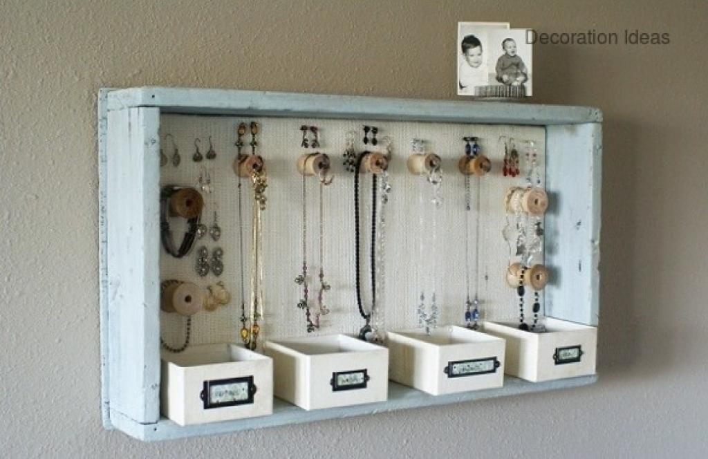 Recettes de nos grands-mères : récupérer des vieux tiroirs....