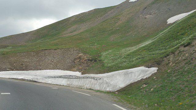Les Alpes en 4x4 : Début de notre périple