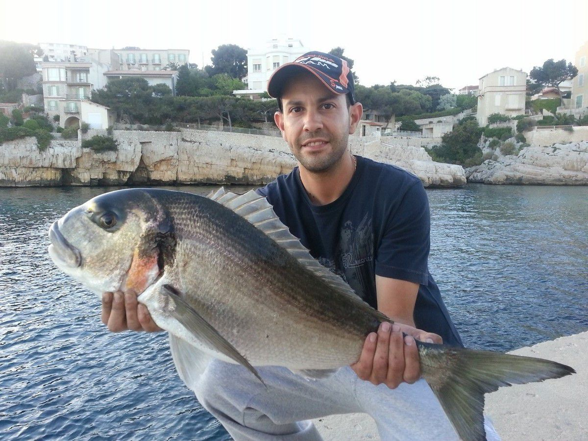 La pêche au printemps avec dété mormychkoj