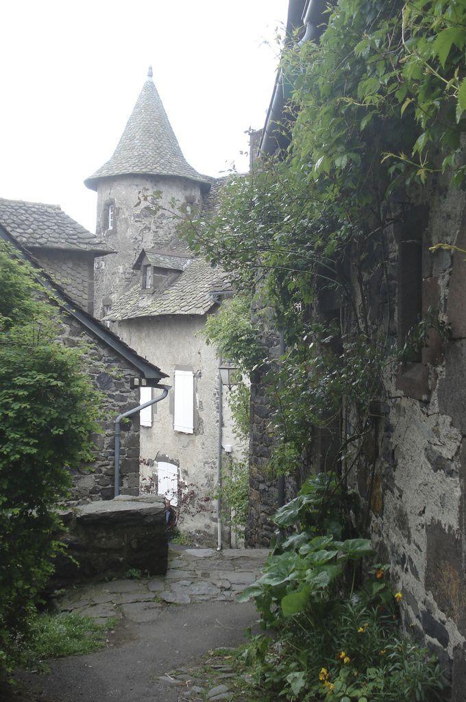 CANTAL 2014 St Rémy de Salers