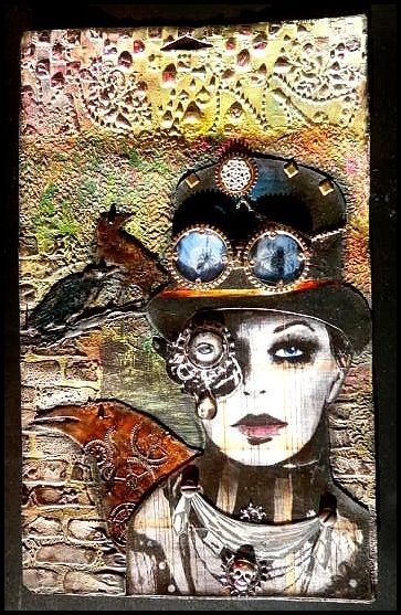 Portrait steampunk.....