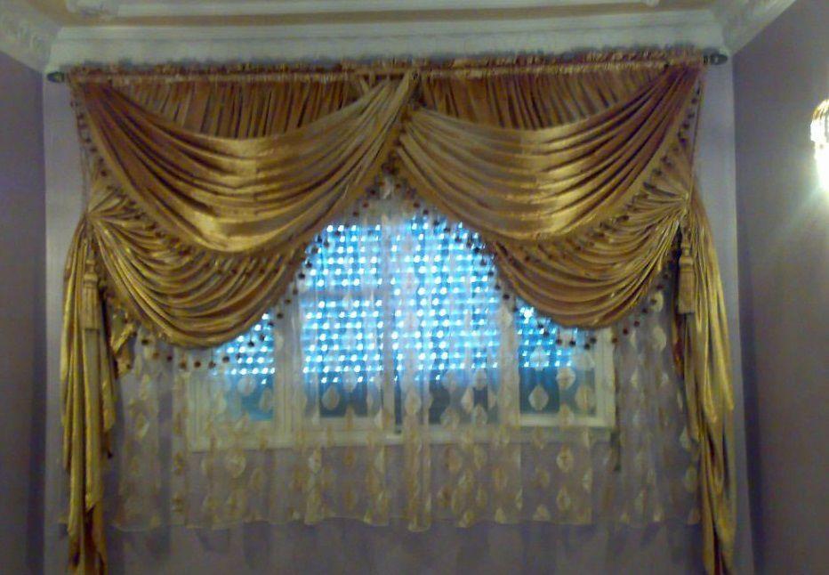 Les rideaux marocain 2014 - Les rideaux modernes ...
