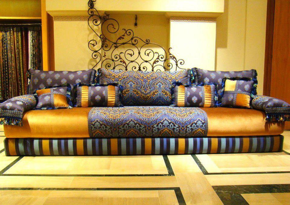 salon marocain tendances en belgique - Salon marocain décoration
