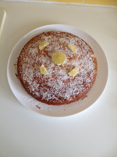 Cake citron by Topchef