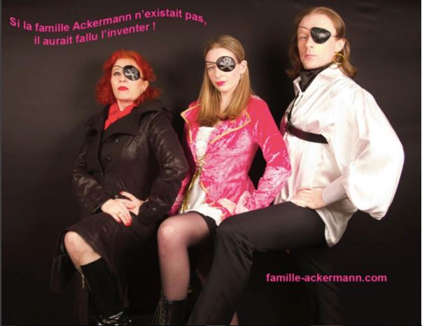 LOGOS LA FAMILLE ACKERMANN !!