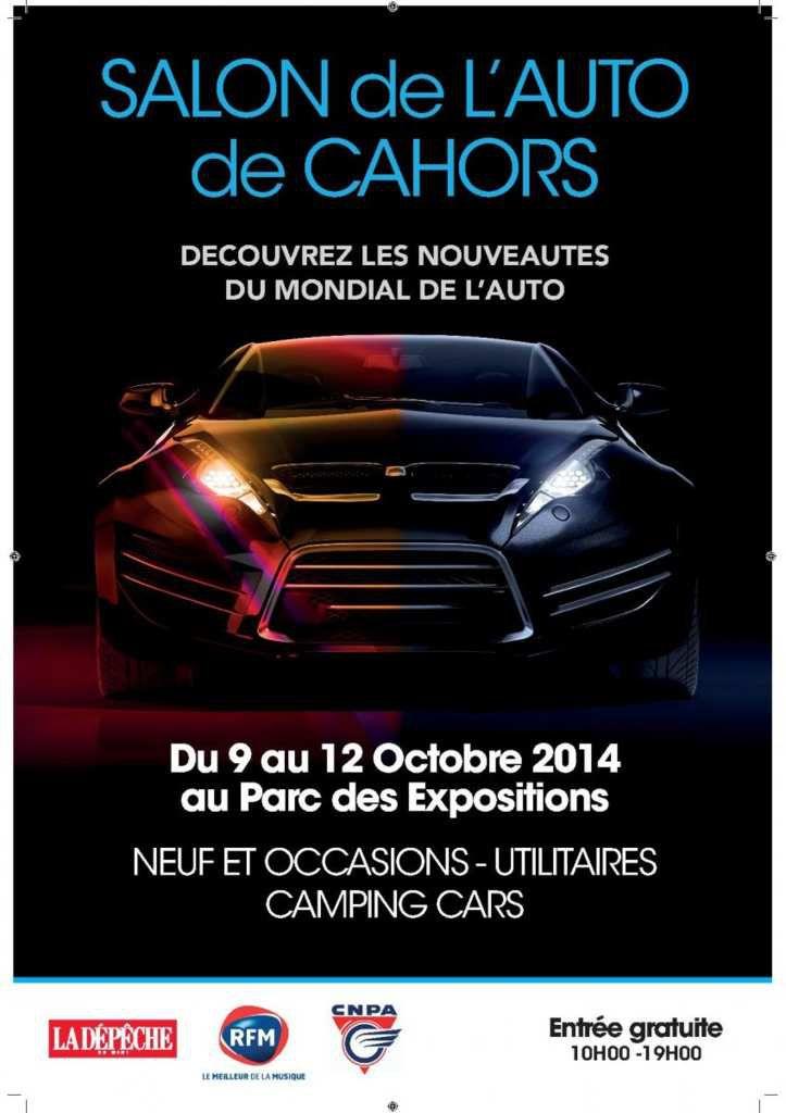 salon auto cahors octobre 2014 laudis automobiles