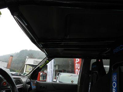 Patrol Y61 châssis long boite automatique du team dessoude en préparation chez Nissan Cahors