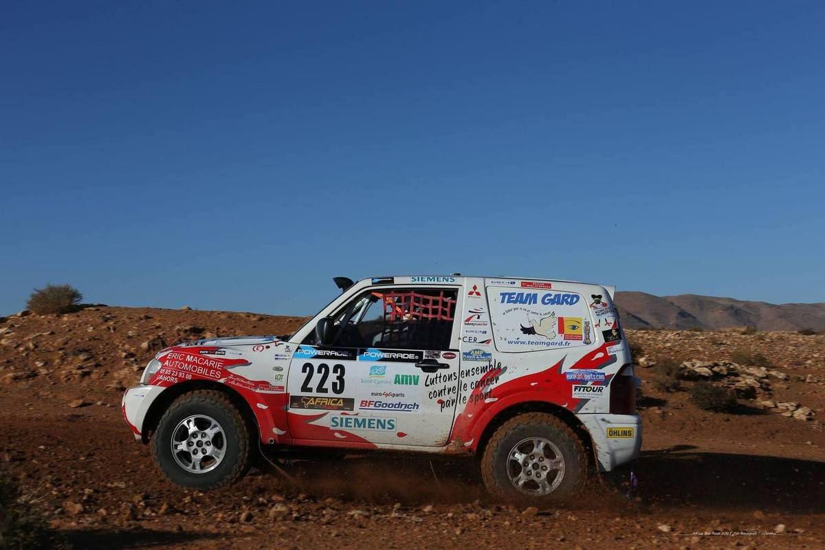 Africa Race 2015 Gilles Gard