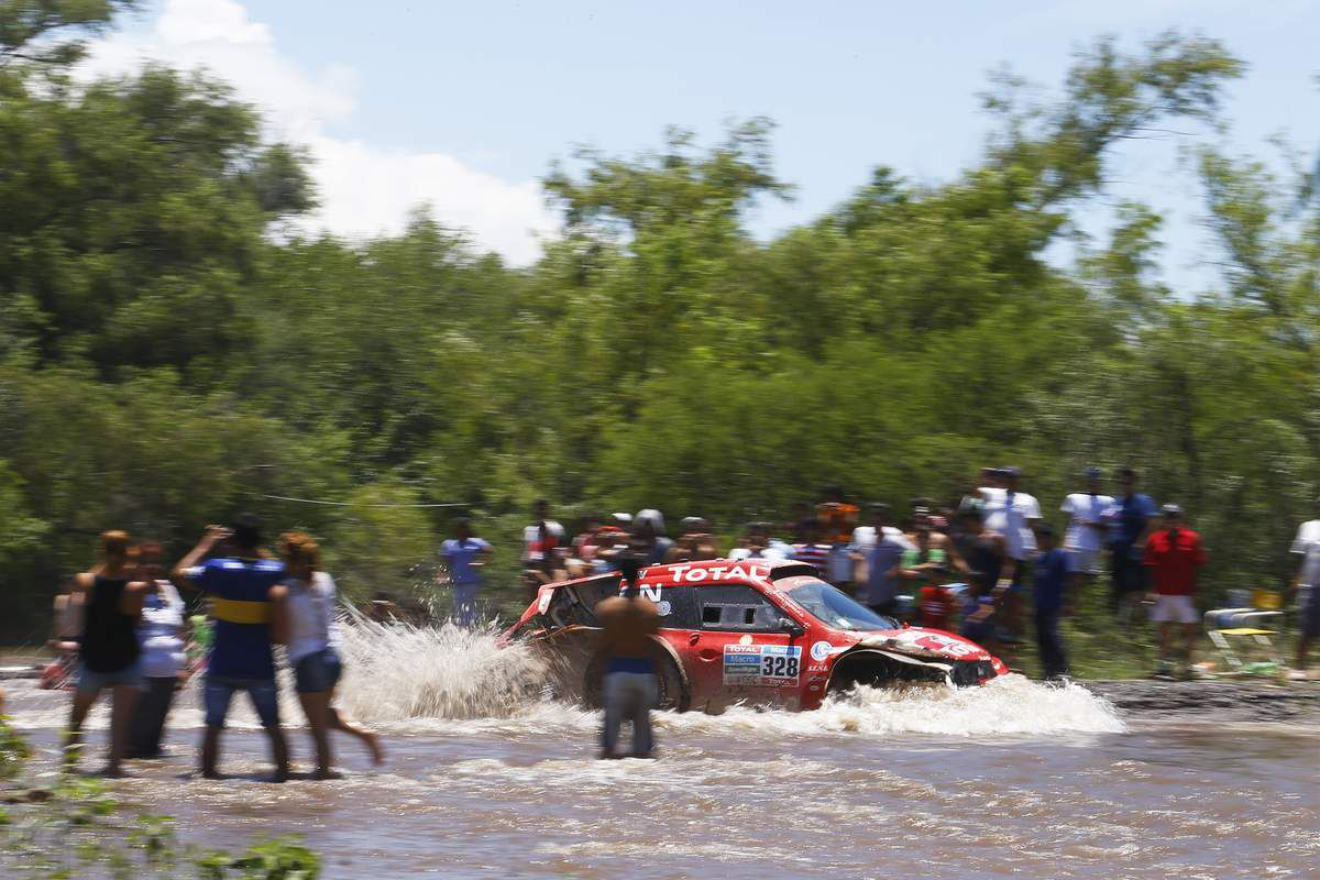 team nissan dessoude dakar 2015 , etapes 9,10 et 11