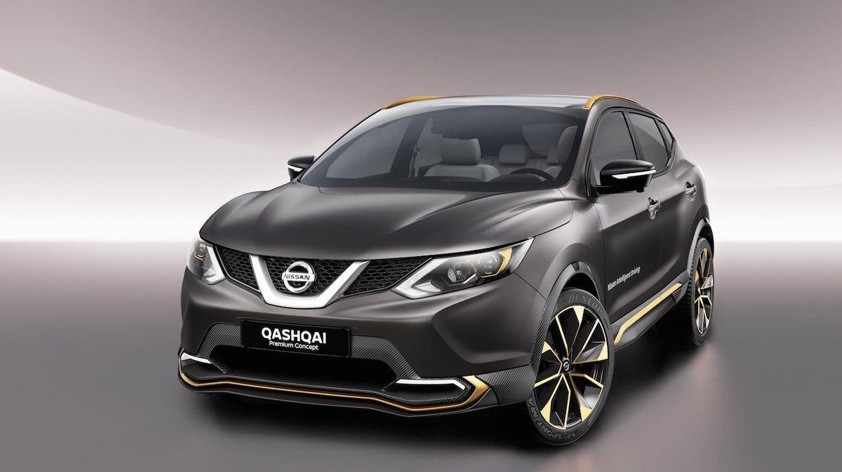 Le Nissan Qashqai sera autonome en 2017