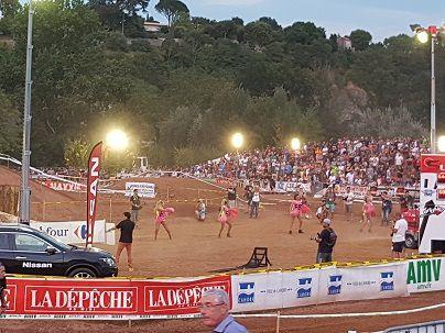 photos enduro moto + monster show Cahors 09/2016 partenaire de l'évènement laudis automobiles