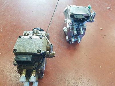 pompe injection zexel sous license bosch nissan patrol y61 3.0 litres