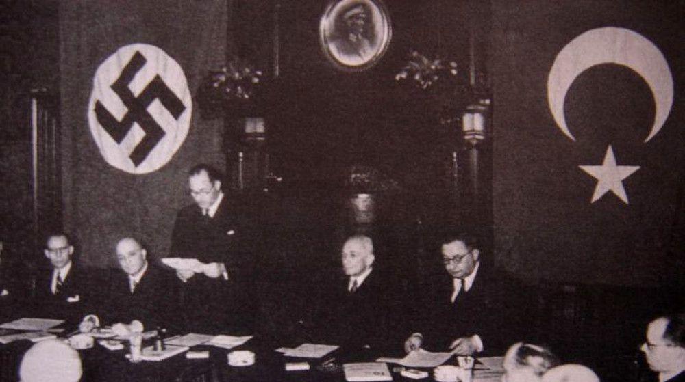La mafia investit les USA, retour des nazis amis du dictateur Erdogan