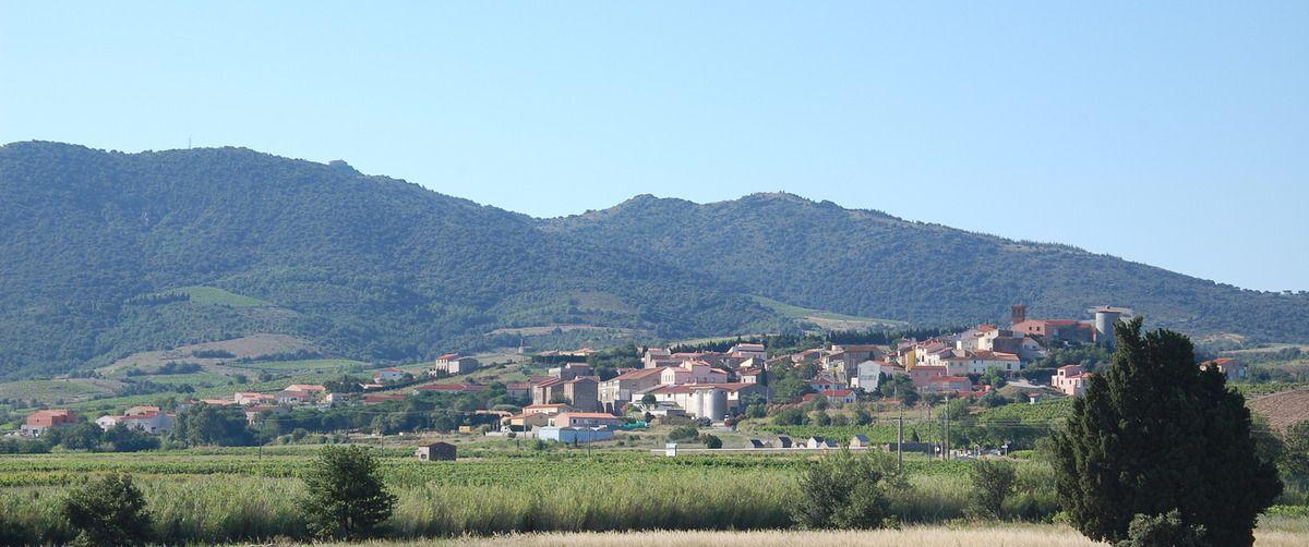 Photo panoramique sur Montner à plus de quatre mètres de haut. A suivre