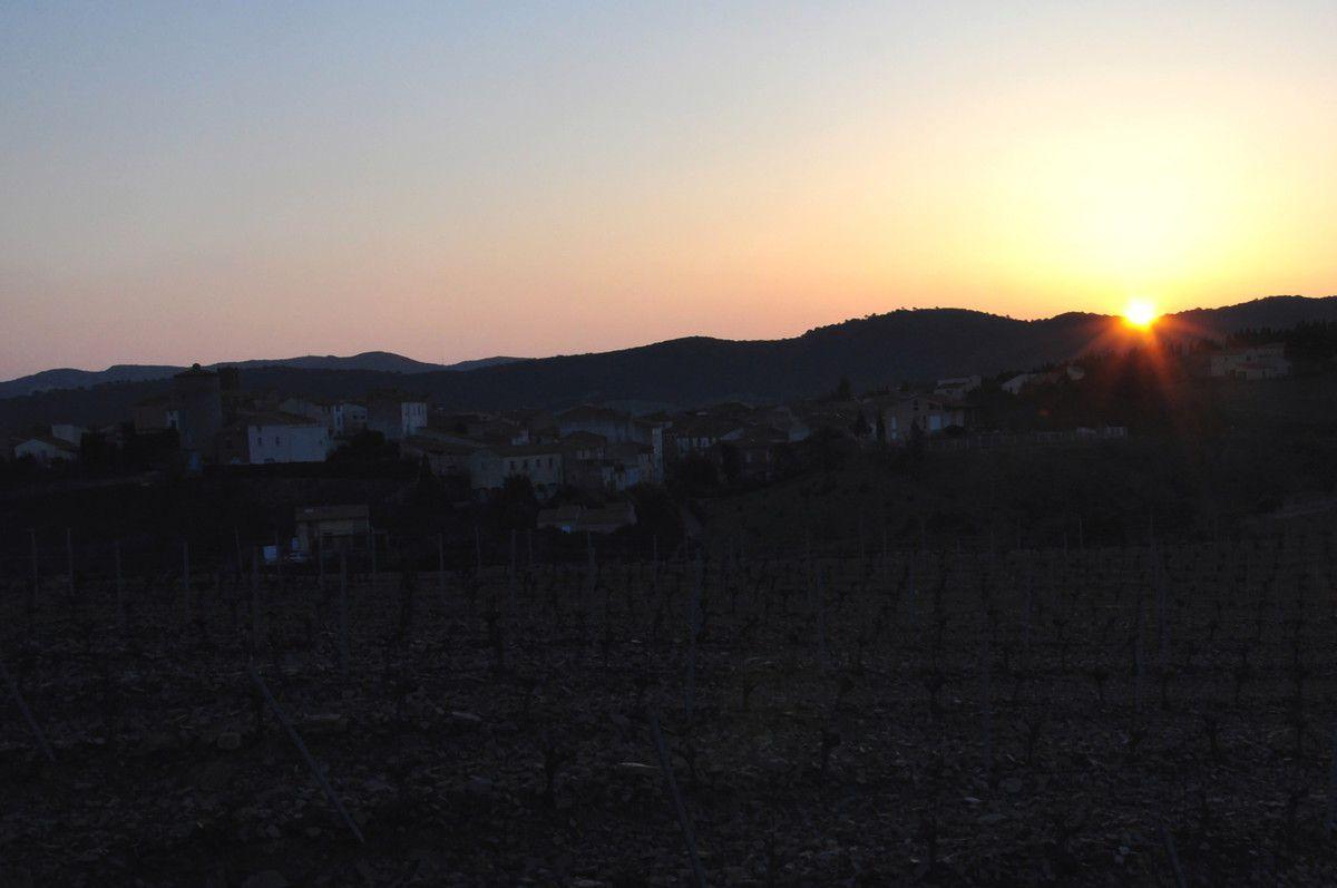 Avec le village de Montner.