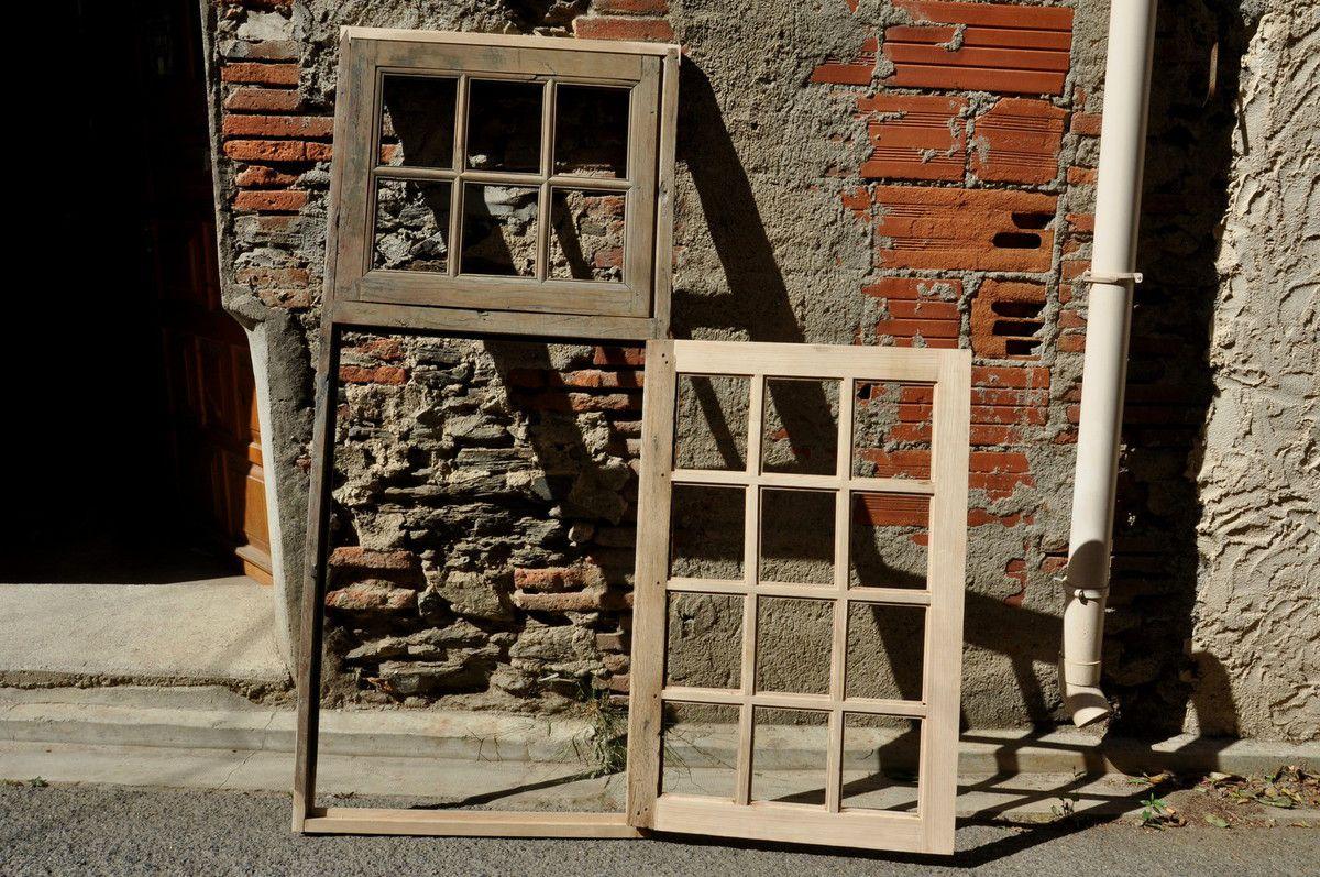 Restauration d 39 une tr s vieille fen tre des si cles for Histoire de la fenetre