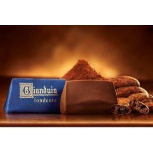 Le Gianduiotto Caffarel, le petit chocolat traditionnel italien!