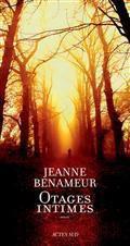 Otages intimes de Jeanne Benameur